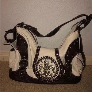 Handbags - FLEUR-DE-LIS PURSE
